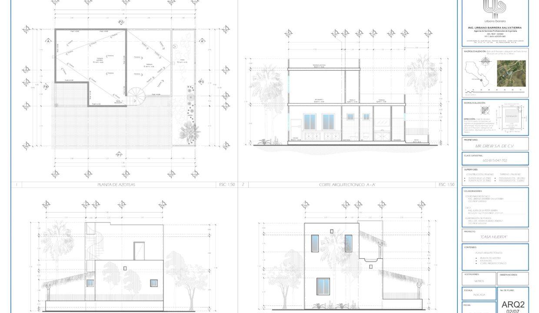 Arquitectonico2CasaLadrillo