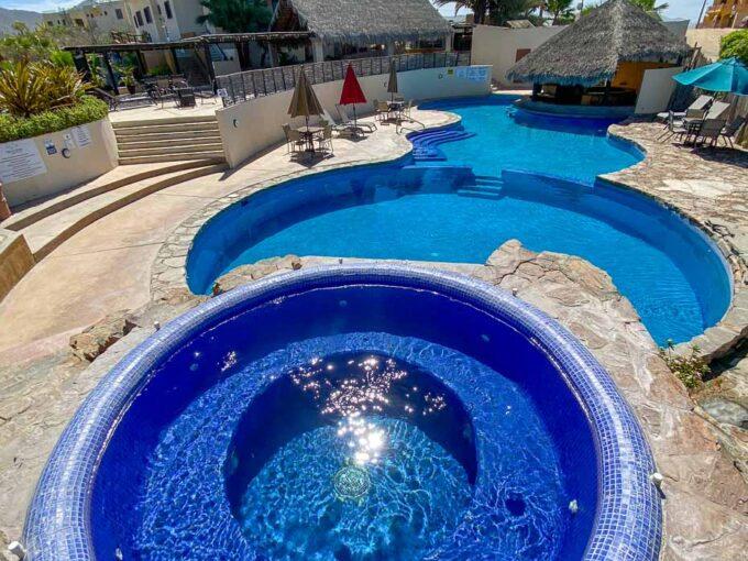 Bungalow 6 at Villas de Cerritos Beach