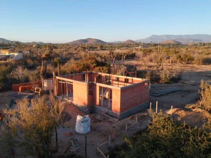 — UNDER CONTRACT — Casa Ladrillo at Huerta Hermosa